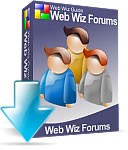 Web Wiz Forums Downloads